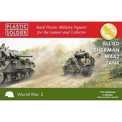 【新製品】WW2V20034 M4A2 シャーマン 75mm/76mm/105mm