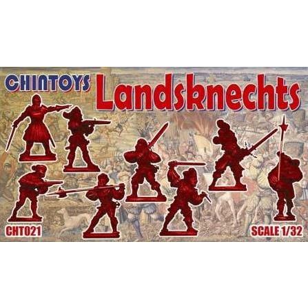 【新製品】Chintoys CHT021 ランツクネヒト兵 16世紀