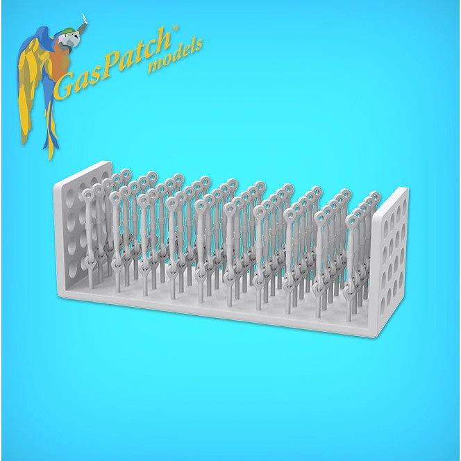 【新製品】19-48161 ターンバックルタイプA 50個入