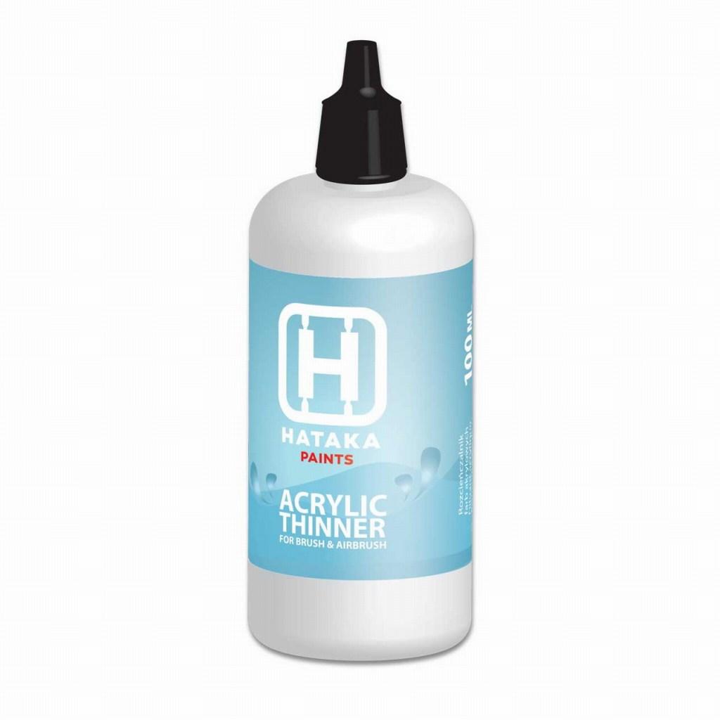 【新製品】HTK-XP01 HATAKA アクリルシンナー 100ml