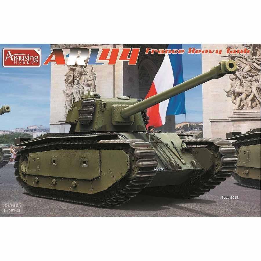 【新製品】35A025 フランス重戦車 ARL44