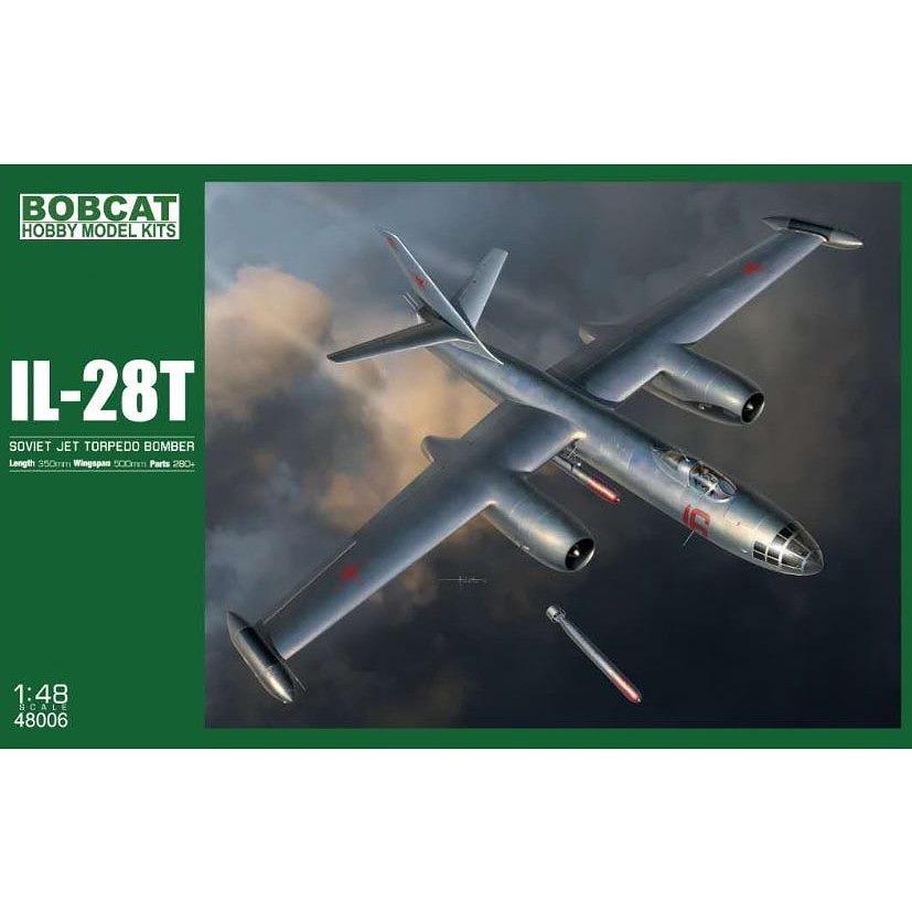 【新製品】48006 イリューシン Il-28T 雷撃機型