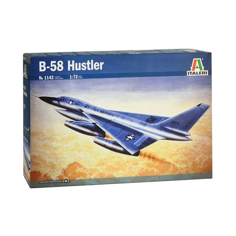 【新製品】1142 コンベア B-58 ハスラー