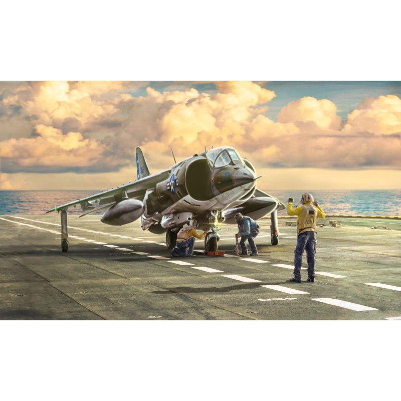 【新製品】1410 AV-8A ハリアー