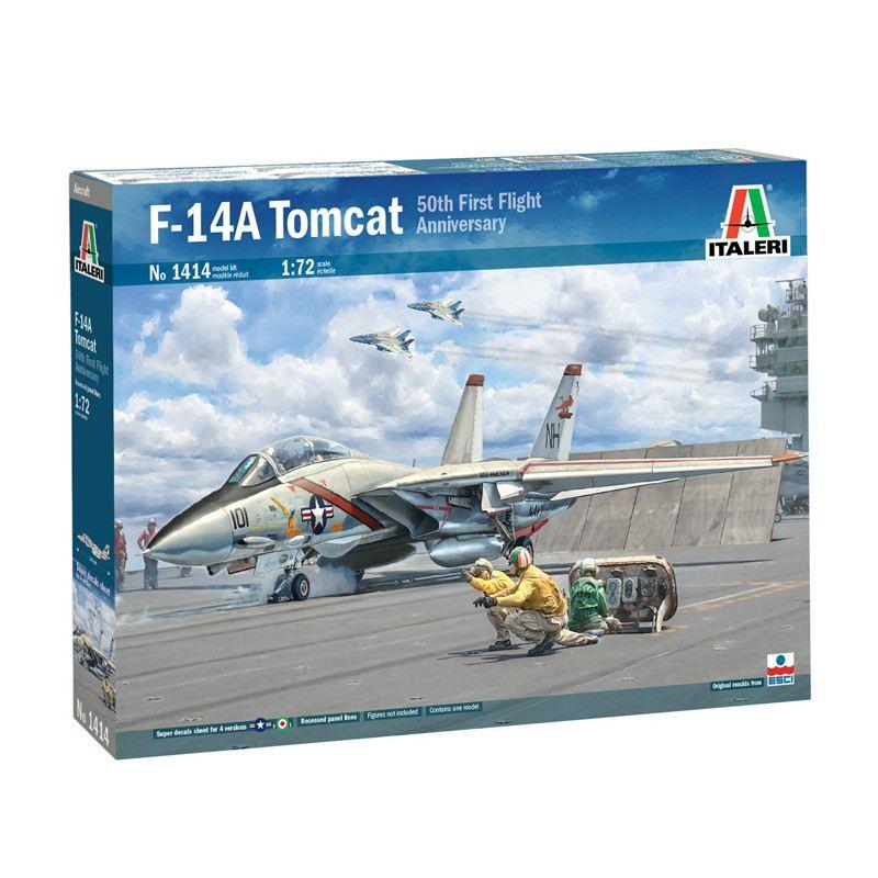 【新製品】1414 グラマン F-14A トムキャット 50周年記念