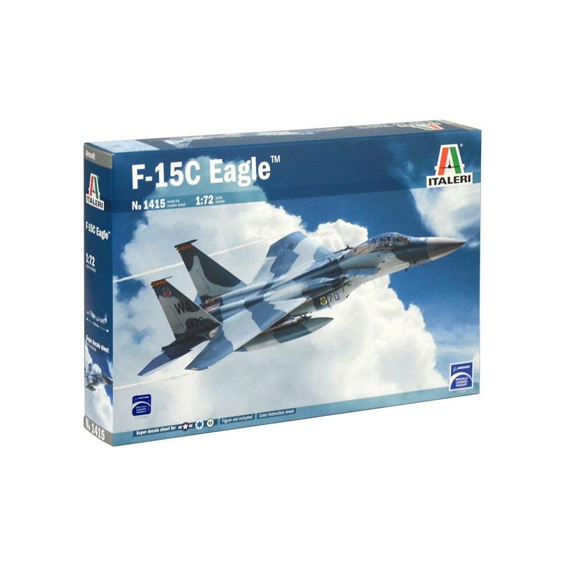 【新製品】1415 マクドネル・ダグラス F-15C イーグル