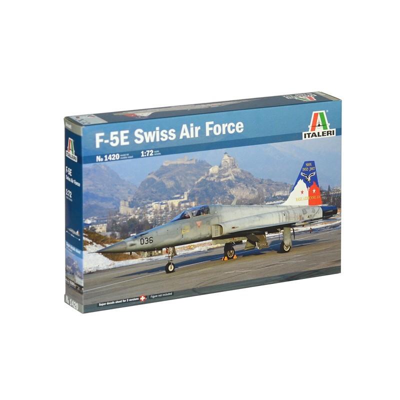 【新製品】1420 ノースロップ F-5E タイガーII スイス空軍