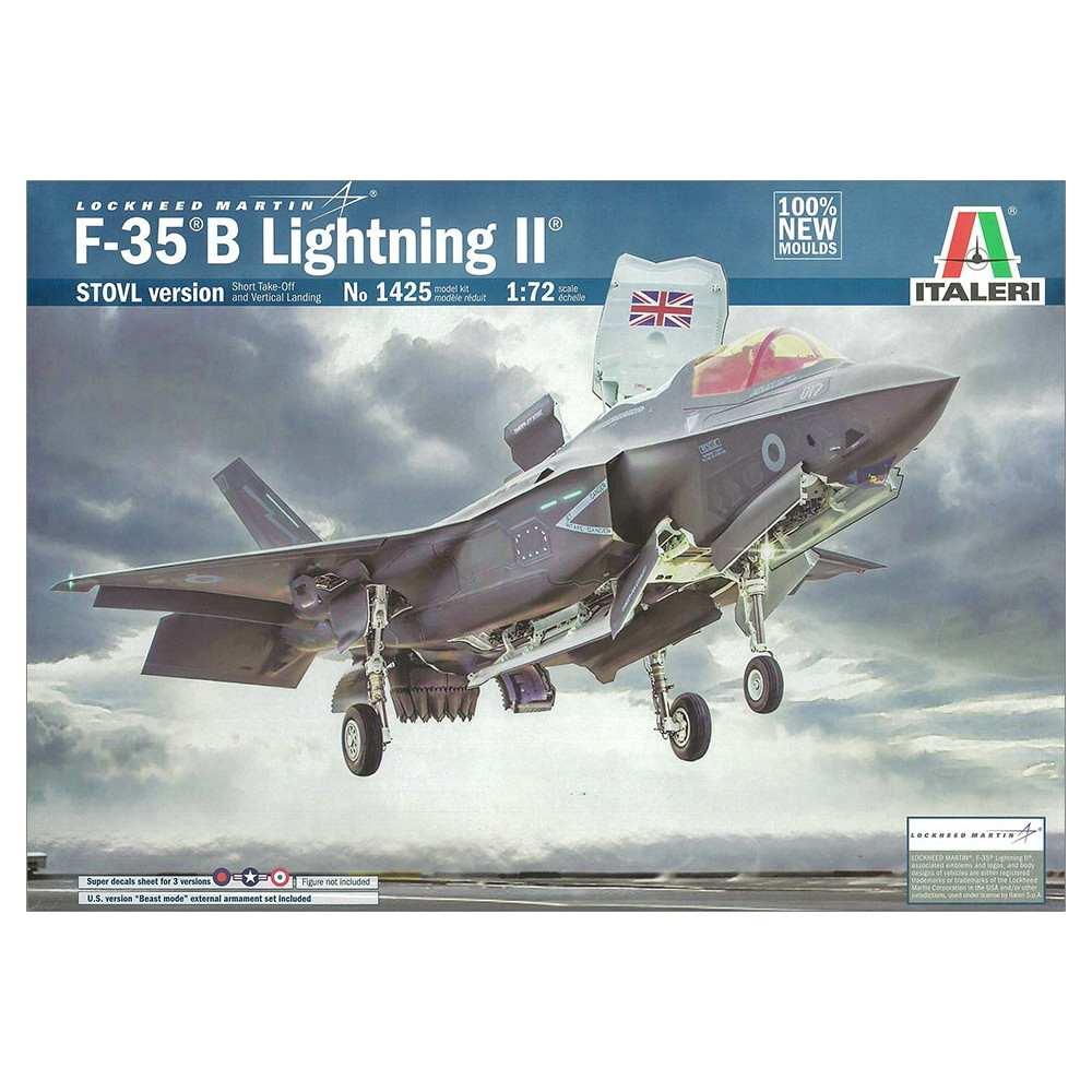 【新製品】1425 F-35B ライトニングII
