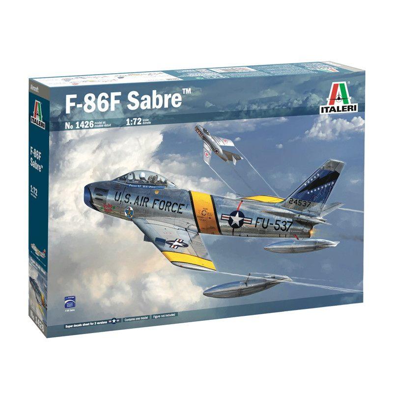 【新製品】1426 ノースアメリカン F-86F セイバー ミグキラー