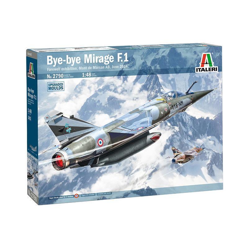 【新製品】2790 バイバイ ミラージュF.1