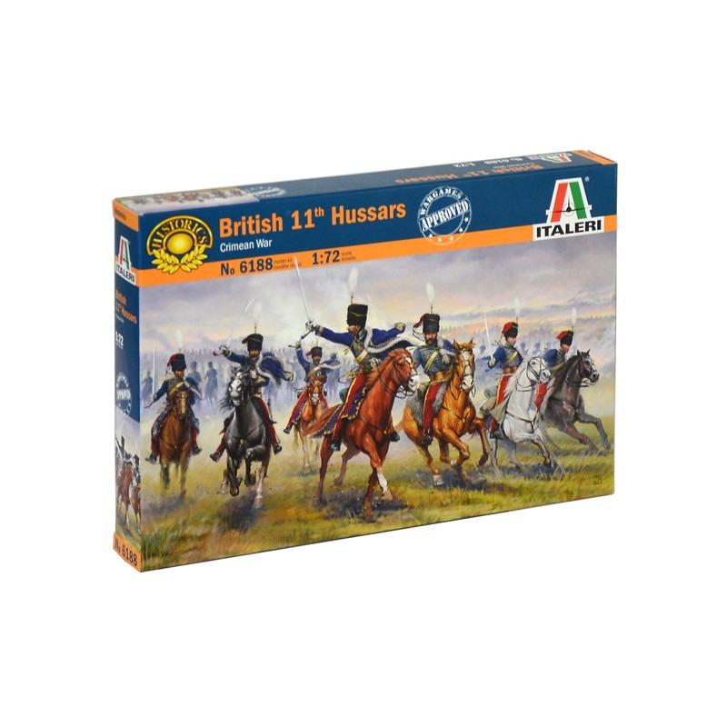 【新製品】6188 クリミア戦争 イギリス軍 第11騎兵隊