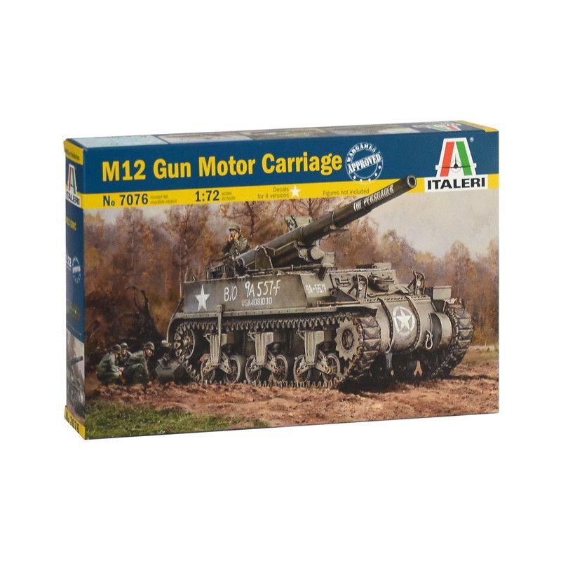 【新製品】7076 M12 GMC