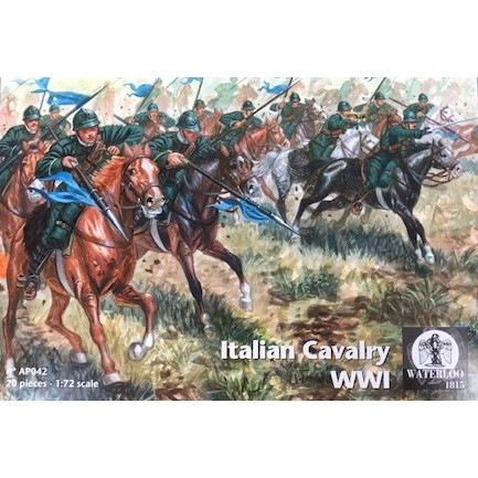 【新製品】AP042 WWI イタリア 騎兵