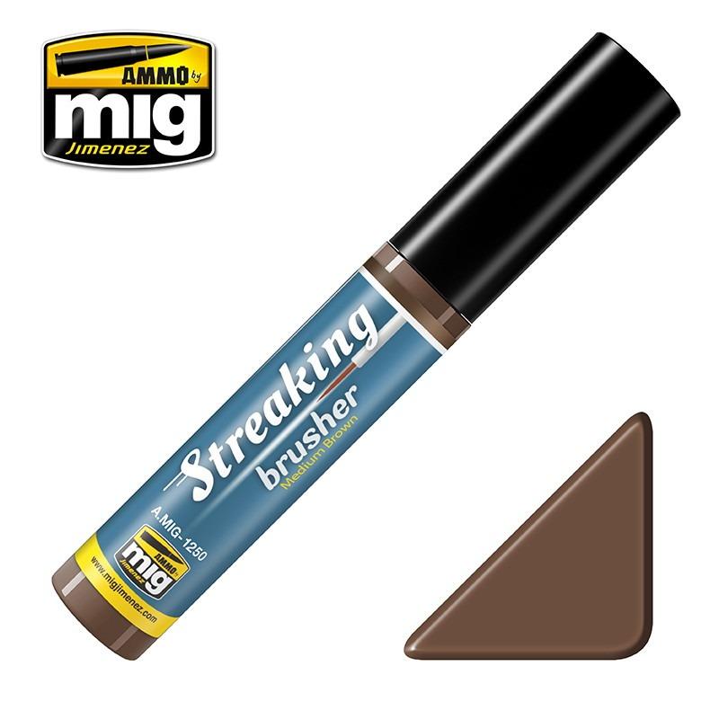 【新製品】A.MIG-1250 ストレーキングブラッシャー・メディウムブラウン