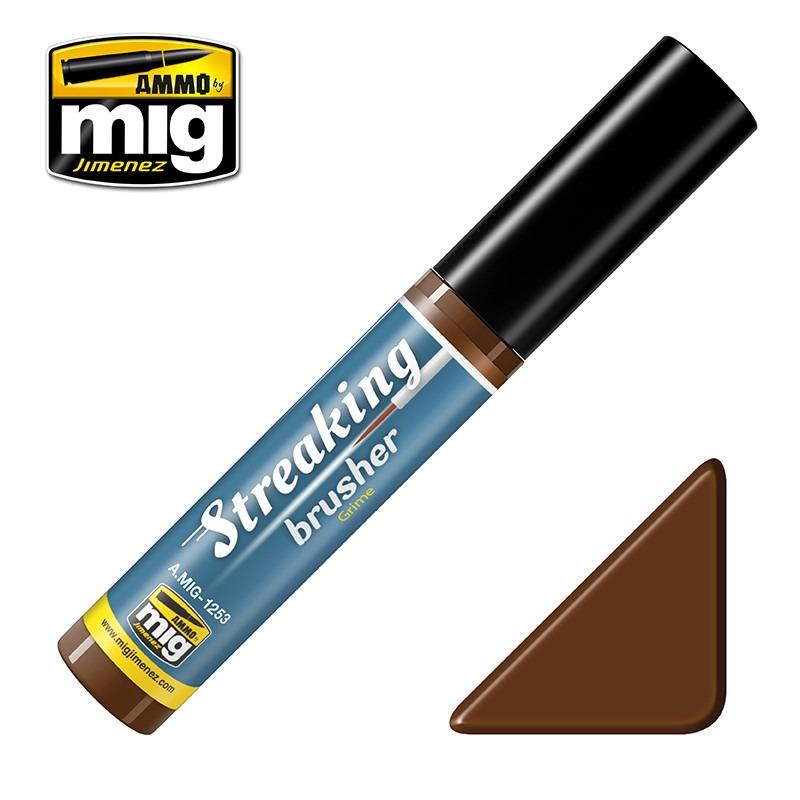 【新製品】A.MIG-1253 ストレーキングブラッシャー・グライム