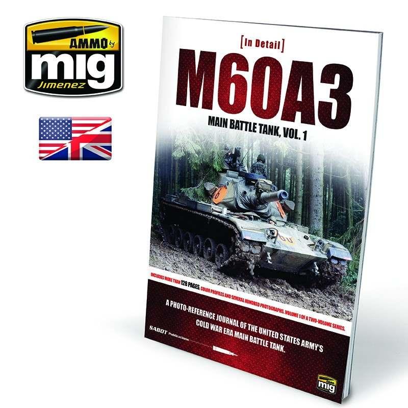 【新製品】A.MIG-5953 M60A3 主力戦車 VOL.1