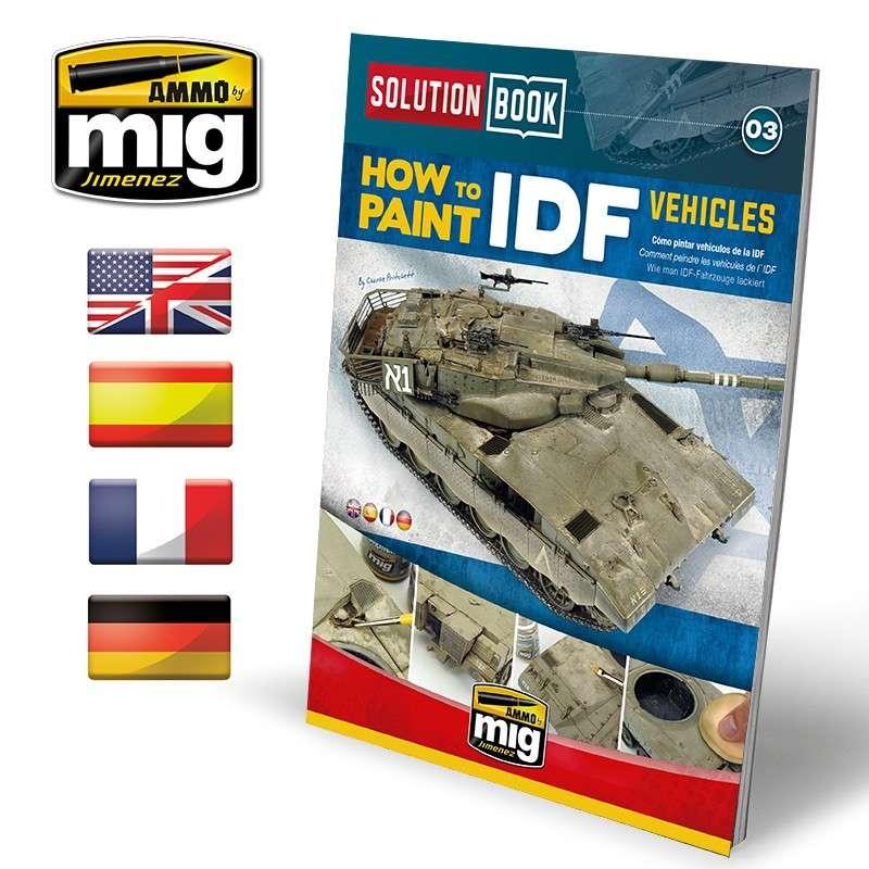 【新製品】A.MIG-6501 ソリューションブック:IDF車両