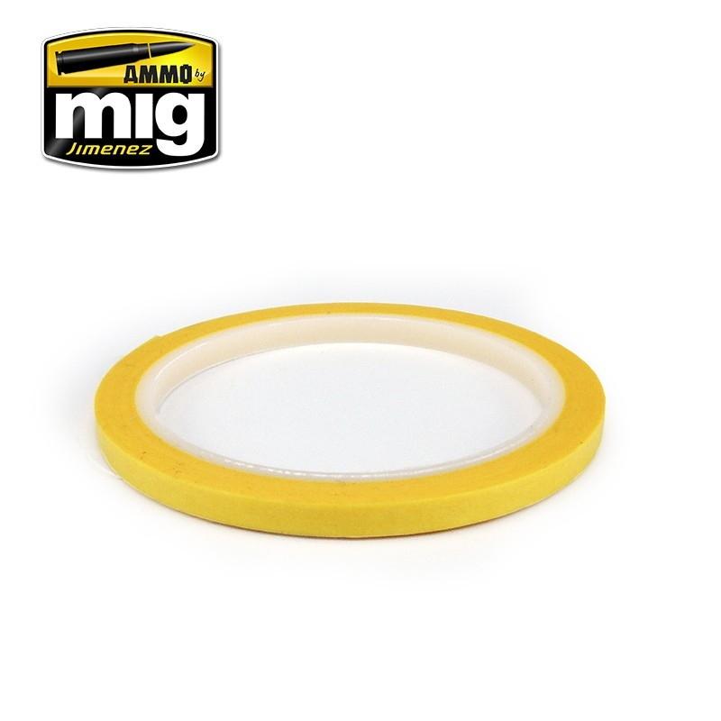 【新製品】A.MIG-8039 マスキングテープ 1 (6mm x 25m)