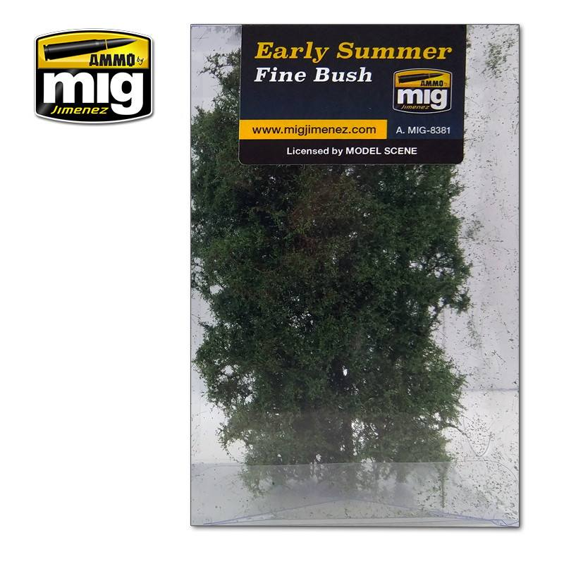 【新製品】A.MIG-8381 ファイン ブッシュ:夏