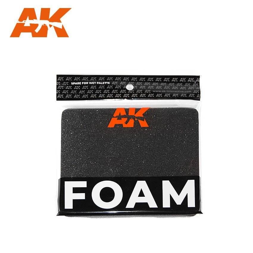 【新製品】AK8075 ウェットパレット用フォーム