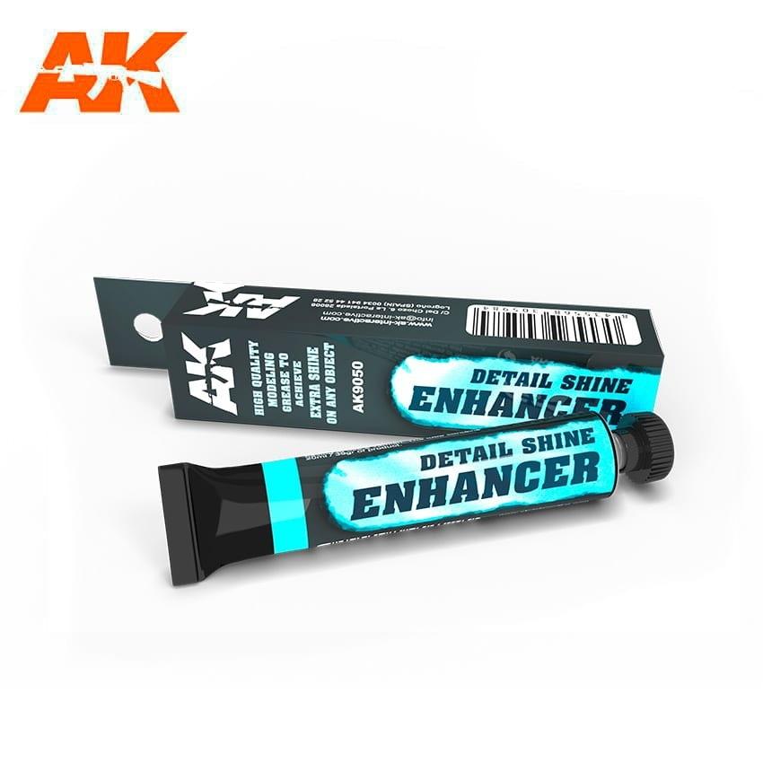 【新製品】AK9050 ディテールシャイン エンハンサー 20ml