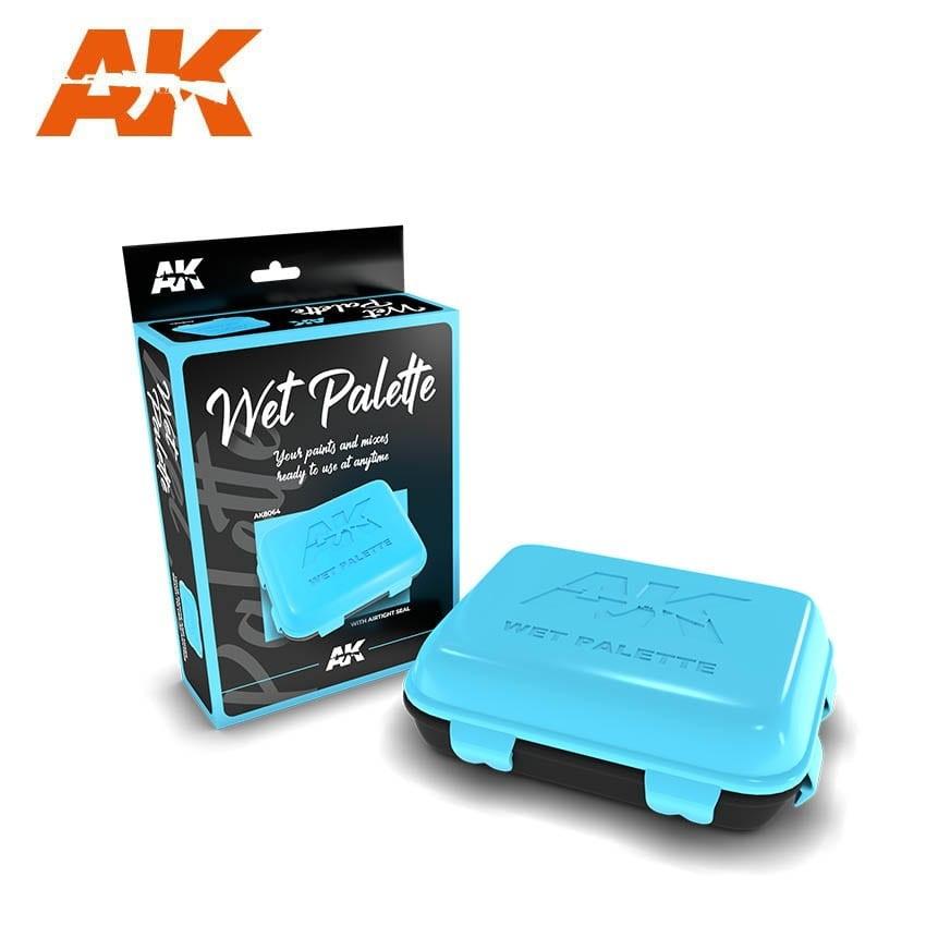 【新製品】AK8064 ウェットパレット
