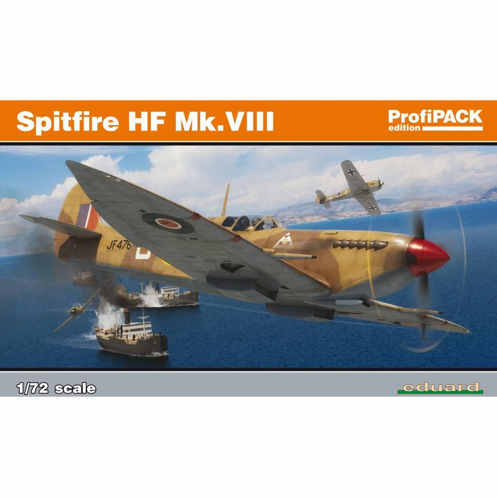 【新製品】70129 スーパーマリン スピットファイア HF Mk.VIII プロフィパック