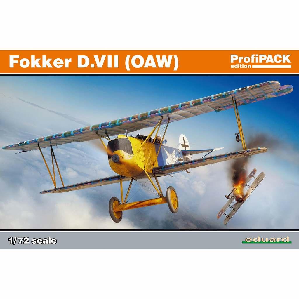 【新製品】70131 フォッカー D.VII(OAW) プロフィパック