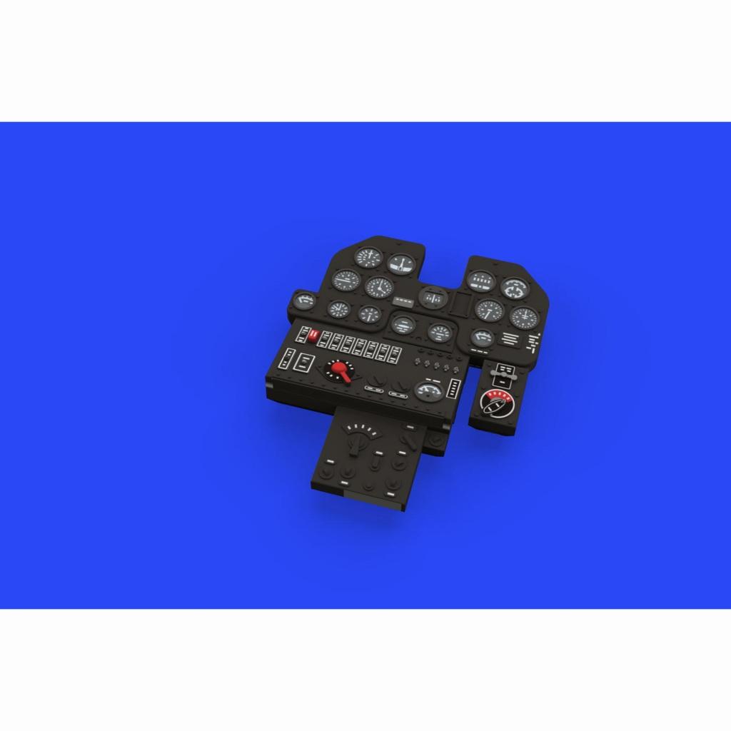 【新製品】ルック634009 P-40N-1 計器盤