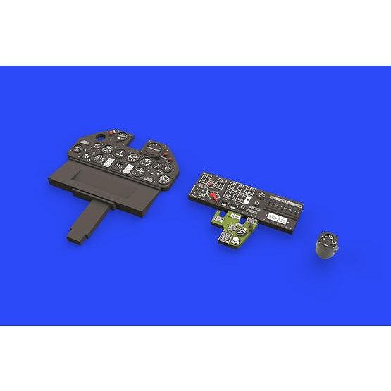 【新製品】ルック634012 P-40F 計器盤