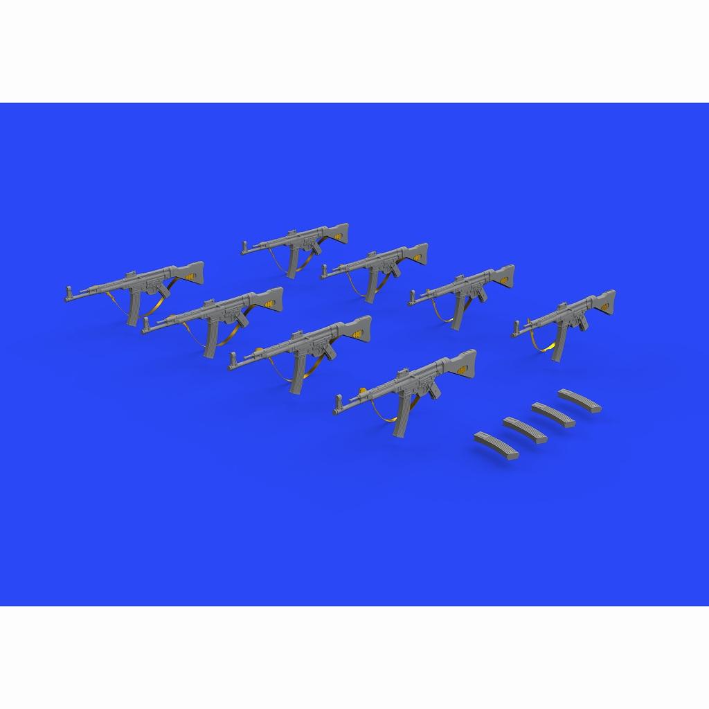【新製品】ブラッシン635013 StG44 自動小銃 (8個入り)