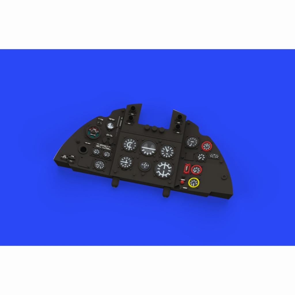 【新製品】ルック644006 テンペストMk.V 計器盤