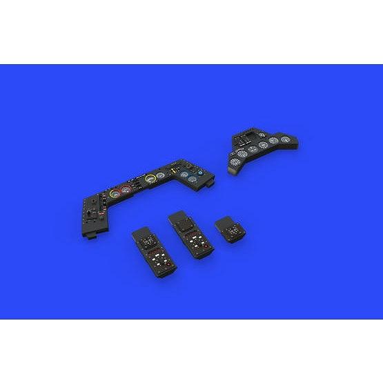 【新製品】ルック644016 フォッケウルフ Fw190A-3 計器盤