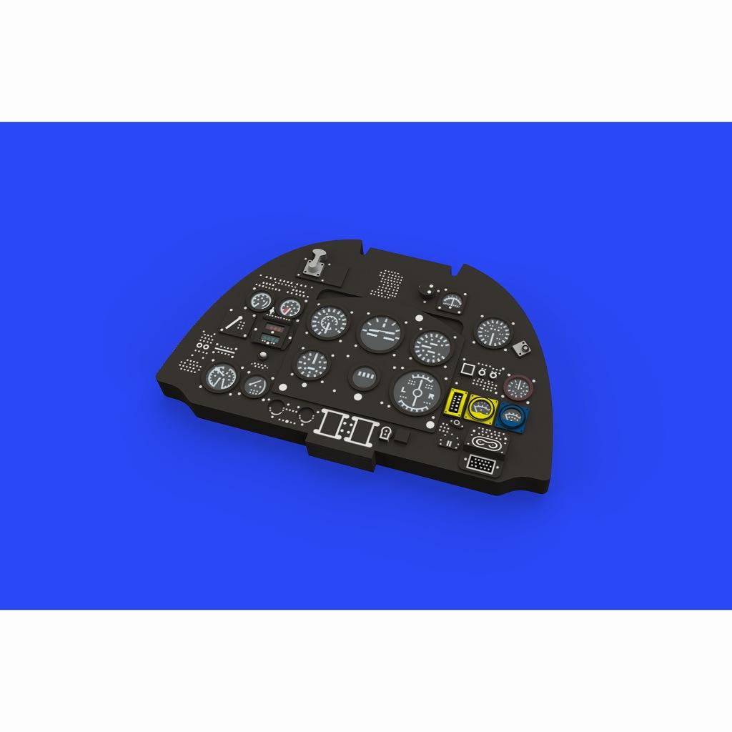 【新製品】ルック644018 スーパーマリン スピットファイア Mk.XIV 計器盤