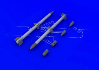 【再入荷】ブラッシン648087)AIM-120C アムラーム 中距離空対空ミサイル
