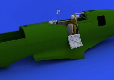【再入荷】ブラッシン648219)スーパーマリン スピットファイア Mk.I コクピット