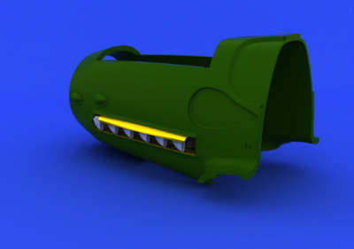【再入荷】ブラッシン648247 メッサーシュミット Bf109G 排気管