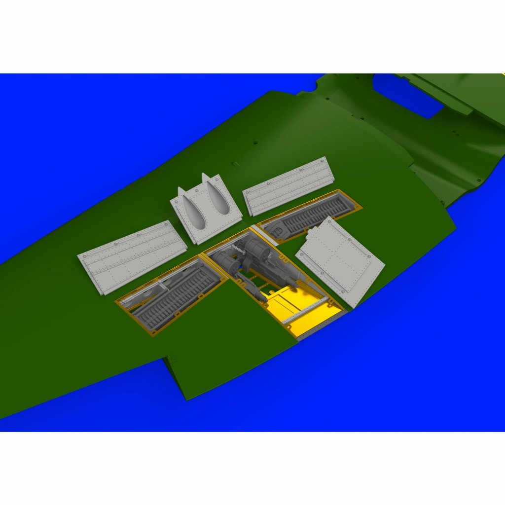 【新製品】ブラッシン648419 テンペストMk.V ガンベイ
