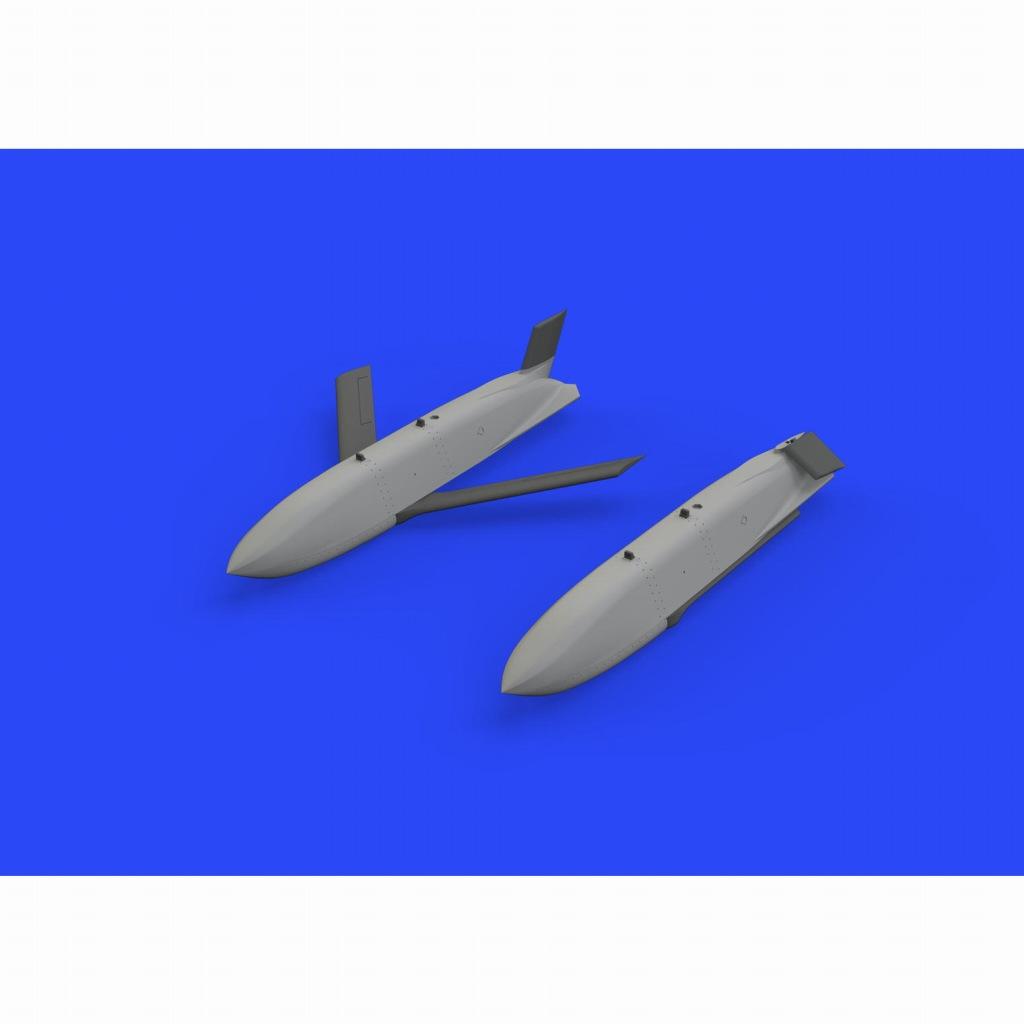 【新製品】ブラッシン648425 AGM-158 JASSM 長距離空対地ミサイル (2個入り)
