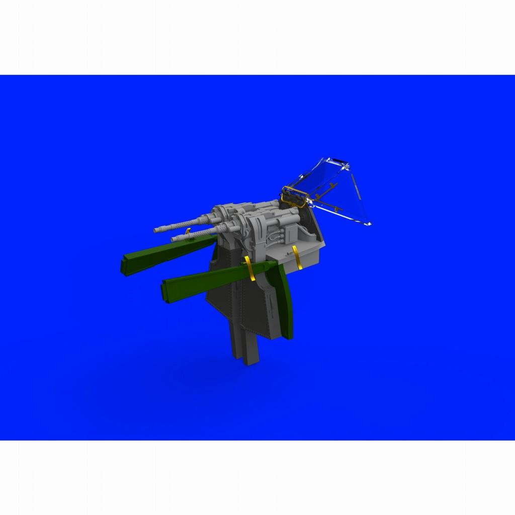 【新製品】ブラッシン648439 フォッケウルフ Fw190D 胴体内機銃