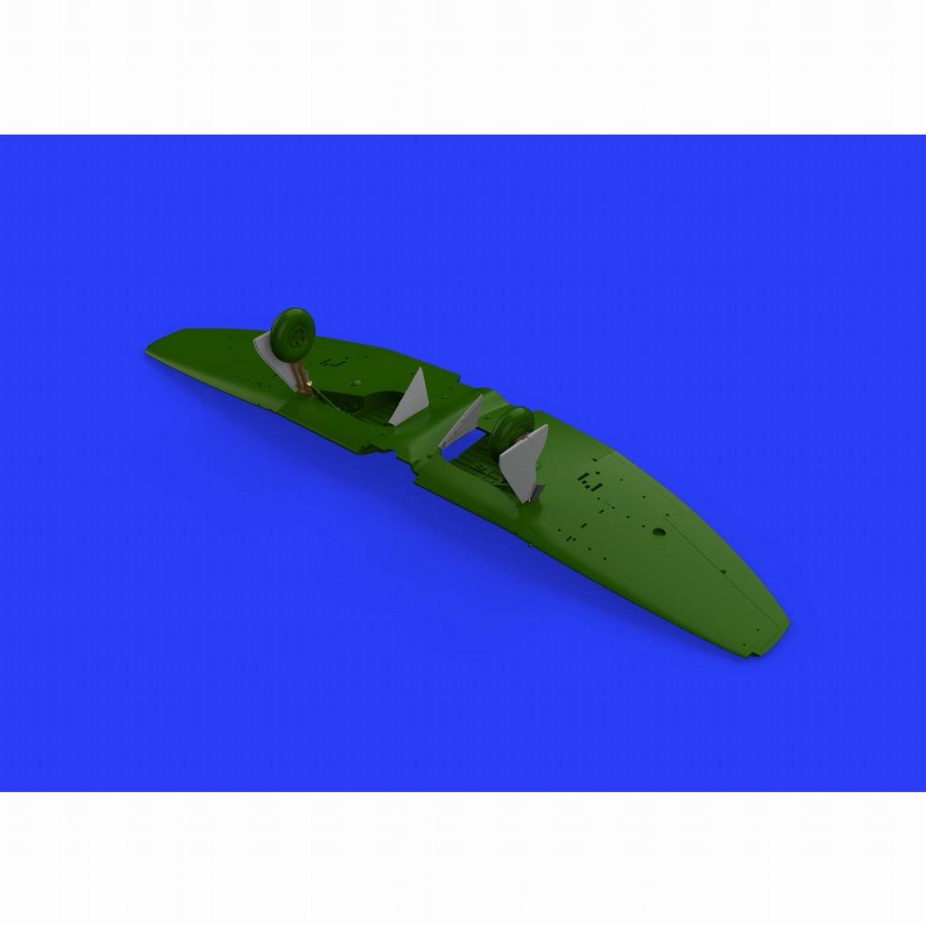 【新製品】ブラッシン648446 テンペストMk.V ブロンズ製主脚 w/脚カバー