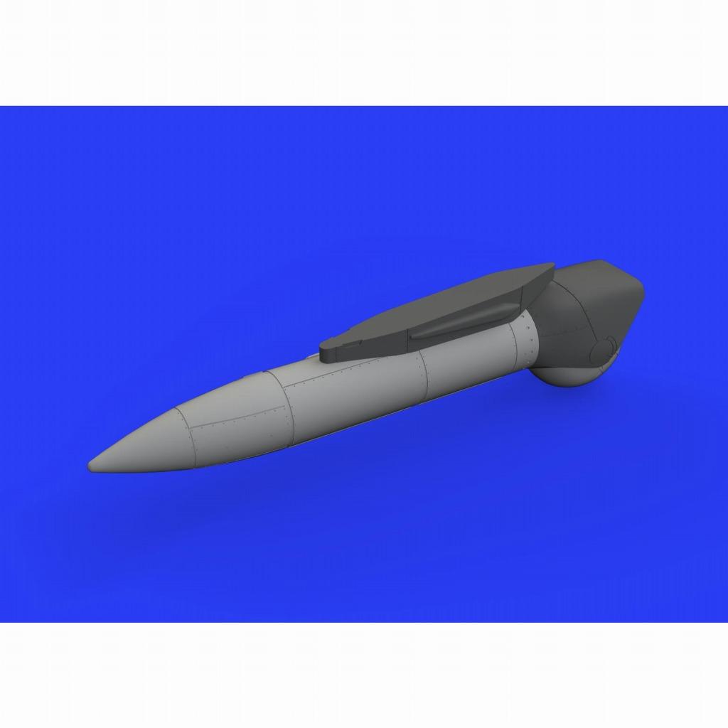 【新製品】ブラッシン648449)AN/AVQ-26 ペイブ・タック (F-4ファントムII用) (1個入り)