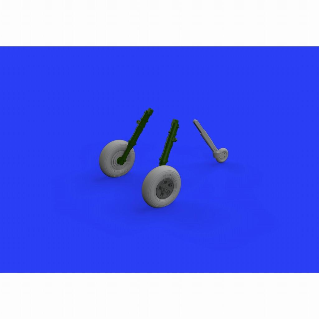 【新製品】ブラッシン648455 スピットファイアMk.I ホイール