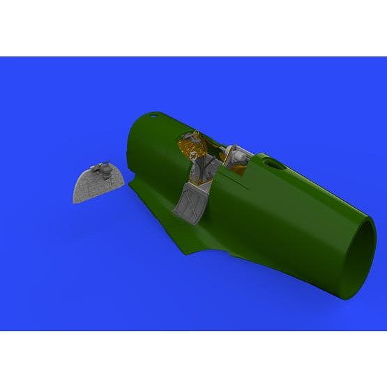 【新製品】ブラッシン648466 スーパーマリン スピットファイア Mk.I コックピット (タミヤ用)