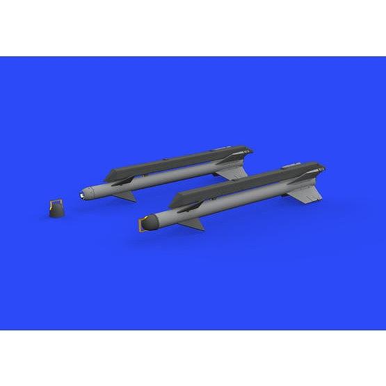 【新製品】ブラッシン648467 シャフリル2 空対空ミサイル (2個入り)