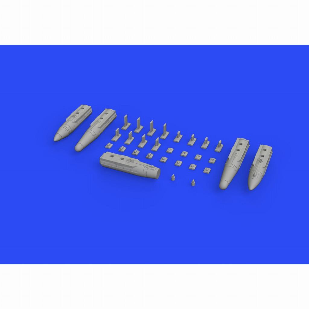 【新製品】ブラッシン648493 AN/ALQ-87 電波妨害ポッド (2個入り)