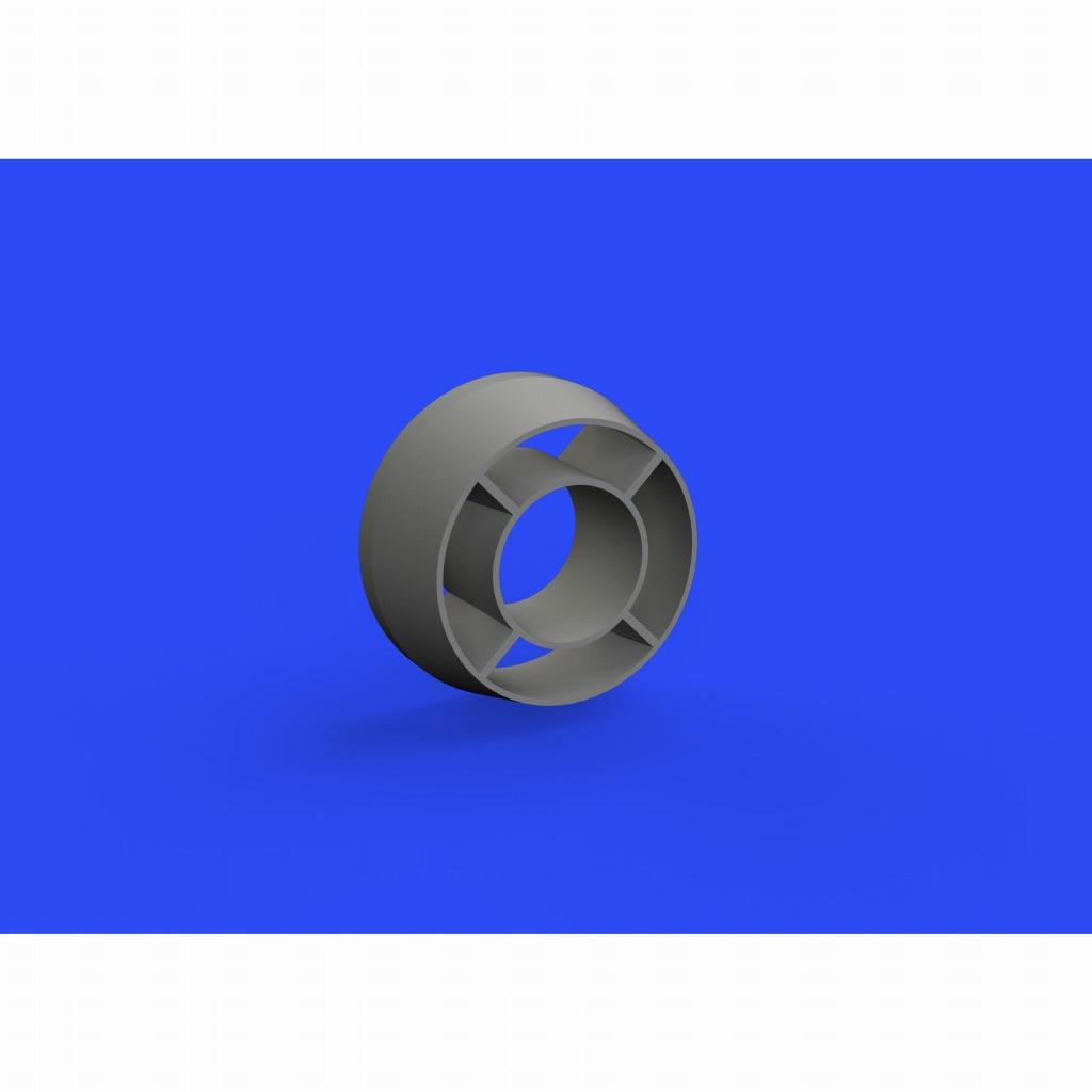 【新製品】ブラッシン648499 ホーカー テンペストV インテーク (エデュアルド用)