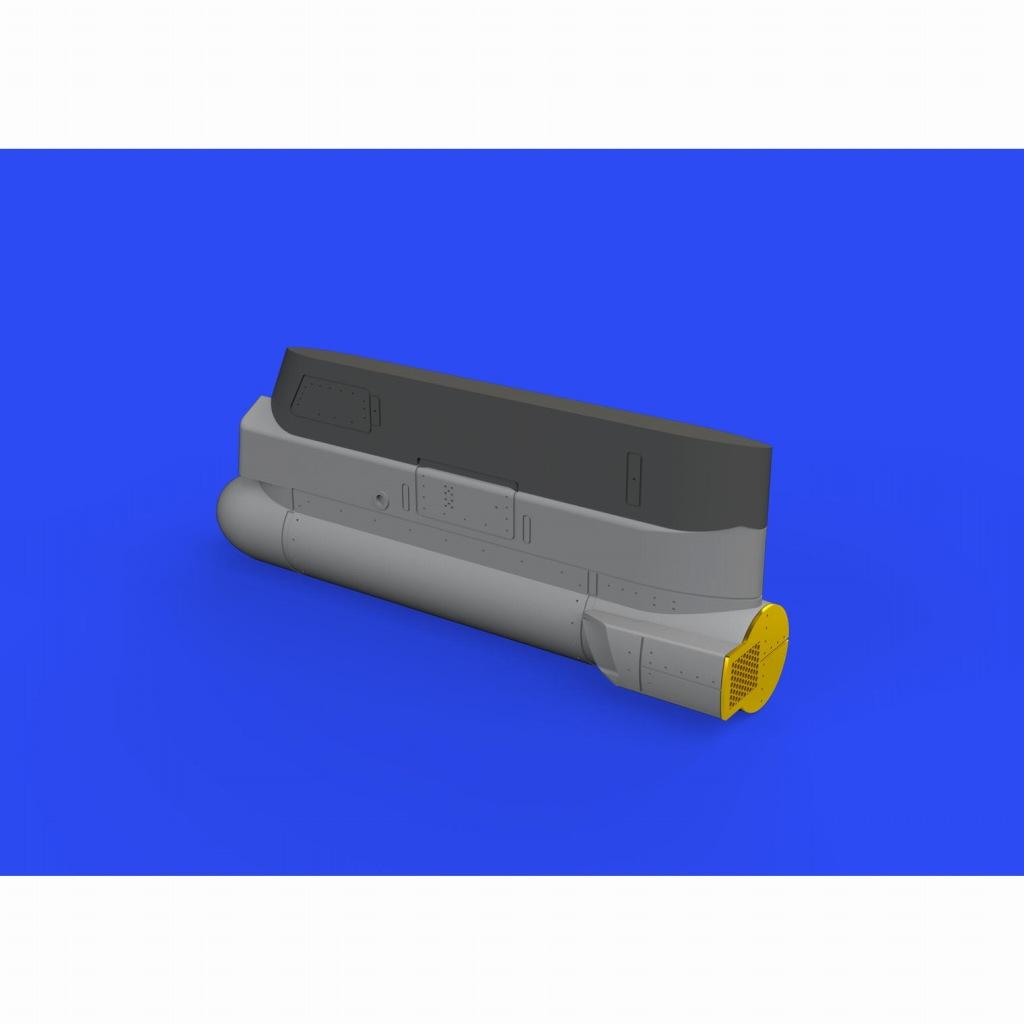 【新製品】ブラッシン648548 AN/AAQ-13 LANTIRNポッド (1個入り)