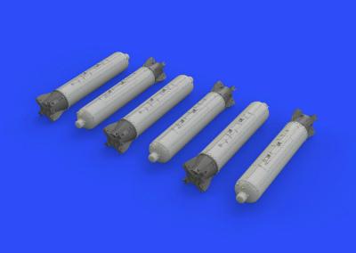 【新製品】ブラッシン672127)CBU-87 クラスター爆弾