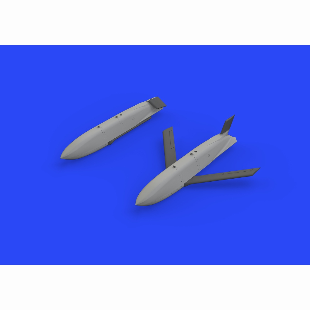 【新製品】ブラッシン672216 AGM-158 JASSM 長距離巡航ミサイル (2個入り)